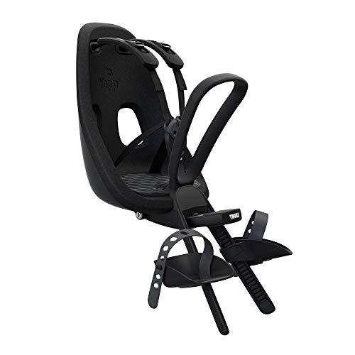 Thule Yepp nexxt Mini Kindersitz vorne, Unisex, schwarz, maximale Tragkraft 15 kg