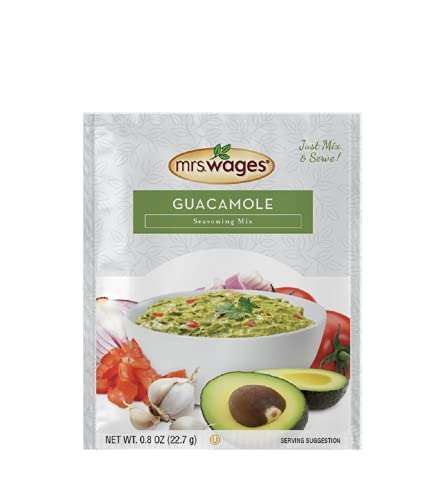 Image of Mrs. Wages Guacamole...: Bestviewsreviews