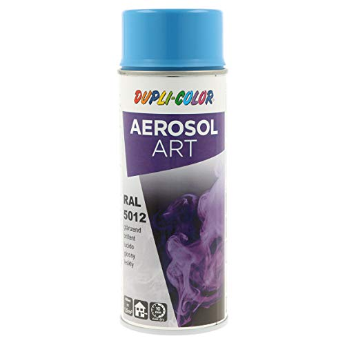 Duplicolor 733017 Aerosol Art RAL 5012 Brillant 400ml