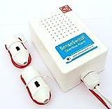 SensaSwitch Overflow Control Alarm White Plastic