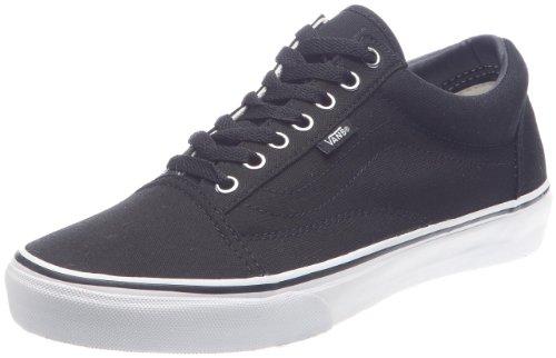 Vans Old Skool, Sneaker Unisex Adulto, Nero, 44 EU