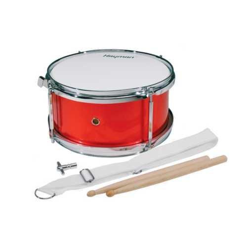"""Hayman Junior Snare Drum 25.4cm (10"""") metallic rot"""