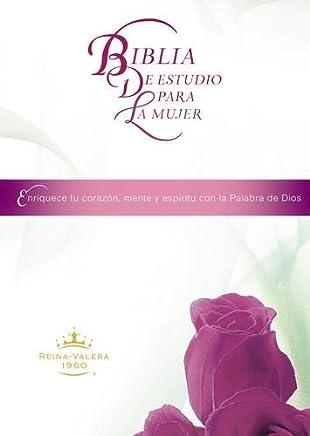 Biblia de estudio para la mujer (Spanish Edition)