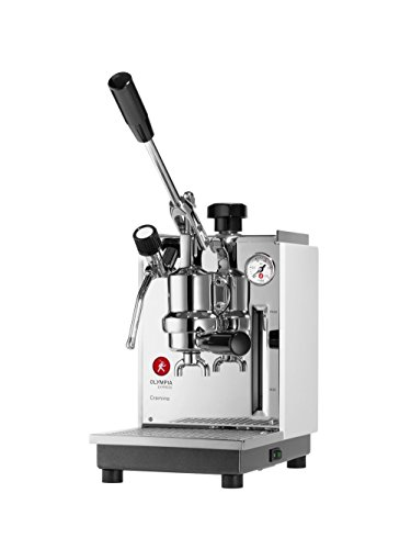Olympia Express Cremina Lever Espresso Machine (White)