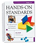 Learning Resources Hands-On Standards: Photo-Illustrated Lessons for Teaching with Math Manipulatives, Grades 3-4