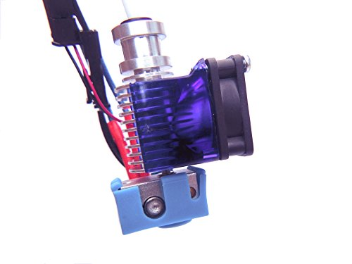 Extruder Hot End Full Kit, 3D-Drucker J-Kopf 1,75 mm direkt (Universal) 24 V für Prusa i3 MK3 3D-Drucker
