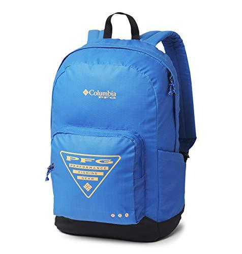 Columbia Unisex PFG Zigzag 22l Backpack, Vivid Blue/Black, One Size