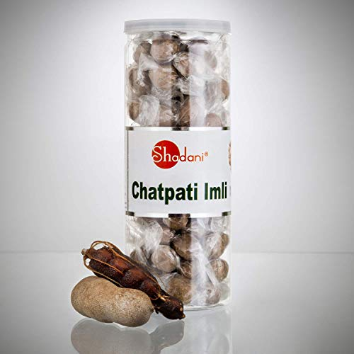 Shadani Chatpati Imli (Tamarind) Soft Candy Box - Indian Special Sweet and Sour Flavour 140 GR (4.93)