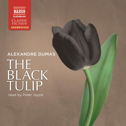 The Black Tulip cover art