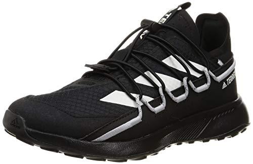 adidas Terrex Voyager 21, Zapatillas de Senderismo Hombre, NEGBÁS/Blatiz/Gridos, 44 2/3 EU