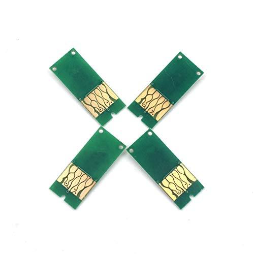 WSCHENG T129 T1291-T1294 Chip de Cartucho de reinicio automático para Epson Office BX935 BX925 BX635 BX630 BX625 BX525 BX320 BX305 BX42WD