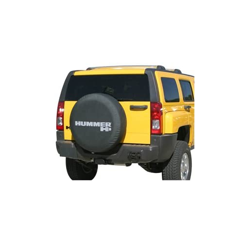 Boomerang 2005-2010 Hummer H3 Soft Tire Cover - Non-reflective - Genuine GM
