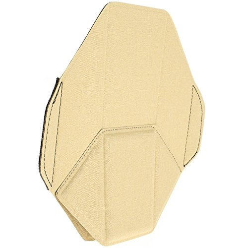 Peak Design FlexFold Divider v1.2 Klett-Inneneinteiler für Everyday Messenger Bag 15/13 Heritage Tan (Hellbraun)