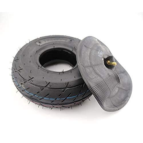 WYDM Neumáticos de amortiguación para patinetes eléctricos 10x350-4 Neumático Interior y Exterior...