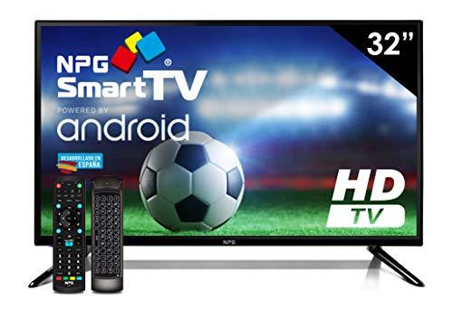 Televisor 32 NPG Smart TV - Mejor relación calidad-precio