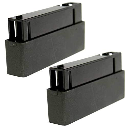BBTac Airsoft Magazine Clip for Airsoft Sniper Rifle MB01 30 Rounds Mag Two Pack
