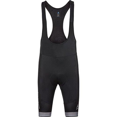 Odlo Tights Short Suspenders ceramicool x-Lig Collant Homme S Noir
