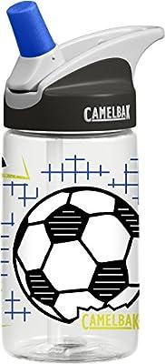 CamelBak Eddy 0.4-Liter Goal! Kids Water Bottle