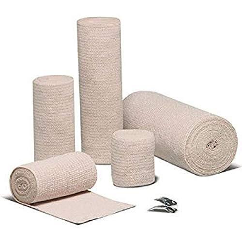 Hartmann Econo-Wrap Latex Free Elastic Bandage, 6' x 10 yds, Individual Roll