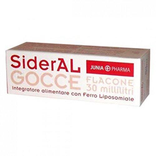 Junia Pharma Srl-Sideral Gocce 30ml