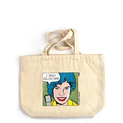 Susan Stam-Bag NPR Tote