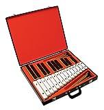 25 Note Resonator Bells w/Case & 25 Mallets (g-g)
