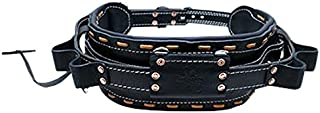 Buckingham 2000M-25BL Full Float Body Belt, 6