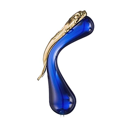 Sylvie MONTHULE Schmuckstring CLT11 blau/schwarz Gold Größe S, Farbe Blau