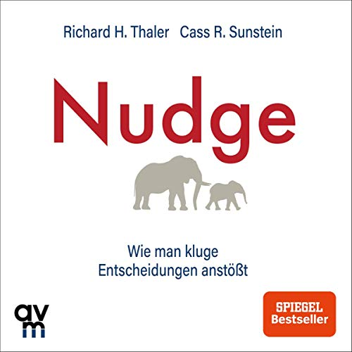 Page de couverture de Nudge (German edition)