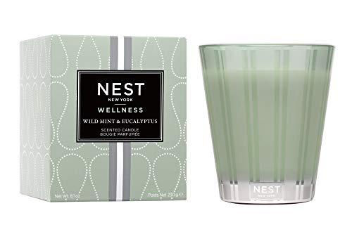 NEST Fragrances Wild Mint & Eucalyptus Classic Candle