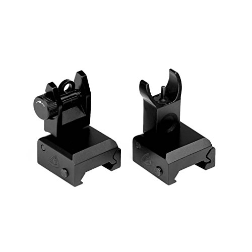 Trinity Power Flip Up Iron Sight Rear