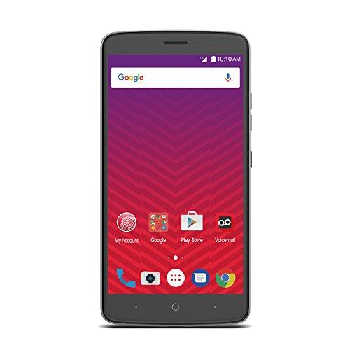 ZTE Max XL 16GB - Prepaid - Carrier Locked (Virgin Mobile)