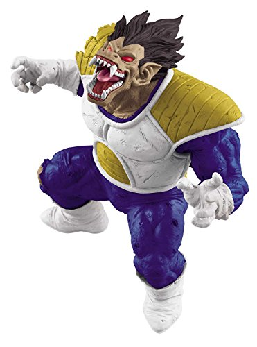 Banpresto Dragon Ball Z Creator X Creator Great Ape Vegeta Figure image