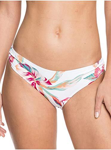 Roxy Lahaina Bay Braguita De Bikini, Mujer, Blanco (Bright White Tropic Call S), M