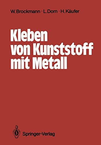 Price comparison product image Kleben von Kunststoff mit Metall (Delaware Edition)