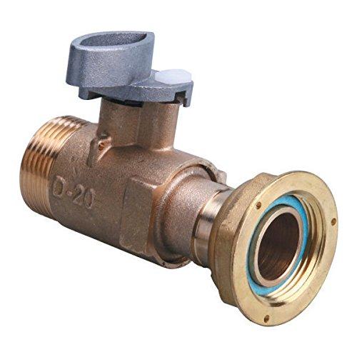 Gurtner - Robinet gaz - Robinet compteur Type D gaz naturel à manivelle DN32