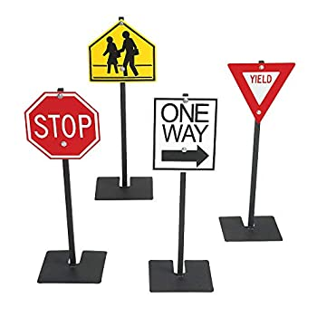 Children s Factory AFB2600 Traffic Signs - Set 1