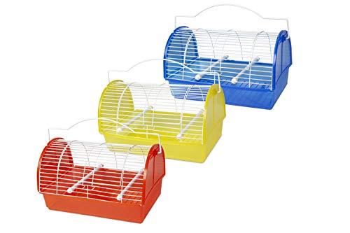 Karlie 84156 Transportín Box Pájaros, 29.5 x 20 x 18 cm, Colores Surtidos