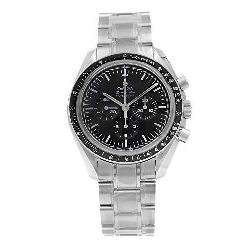 Omega Speedmaster Moonwatch - Cronografo professionale da uomo, 42 mm,...