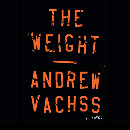 The Weight audiobook cover art