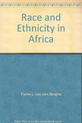 Race and Ethnicity in Africa