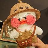 White Duck Stuffed Animal Toy Soft Plush Toy...