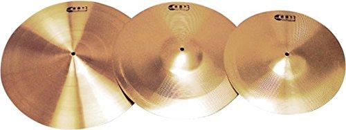 Db Percussion DB0784 - Plato 16' rallado ride/crash, color dorado