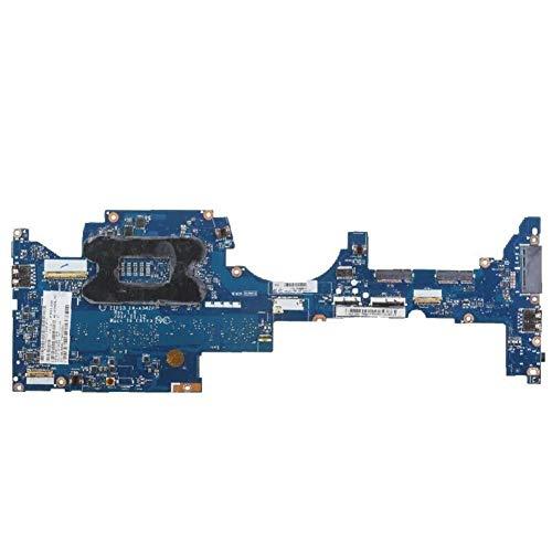 DINGZH-HANGZH para Lenovo Thinkpad Yoga 12 LA-A342P 00HT711 SR23X I5-5300U con Placa Base De 8 GB De RAM Placa Base para Portátil Piezas de Repuesto (Color : A)