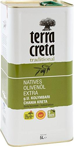 Terra Creta Huile d'oOive Extra Vierge 5L