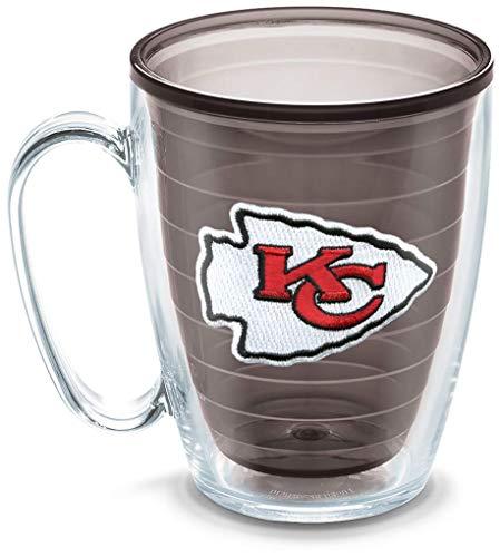 Tervis Tasse, 470 ml NFL Kansas City Chiefs 16 oz Quarzfarbe