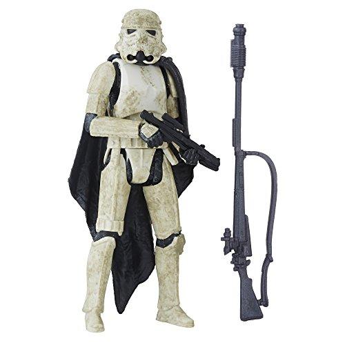 Star Wars - Figura Stormtrooper Mimban Force Link 2.0, 10 cm, Multicolor (Hasbro E1637)
