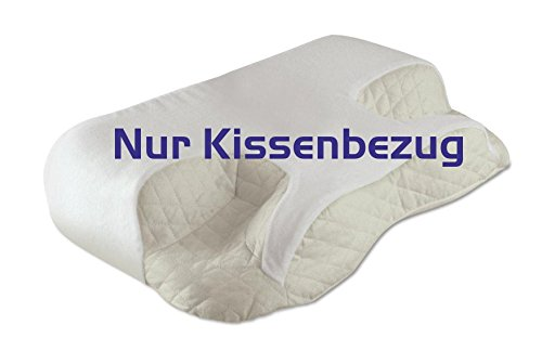 Bezug für CPAP Masken Schlafkissen mit 6 Schlafzonen von OxyCare