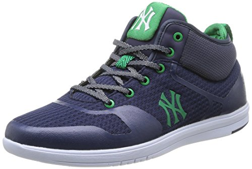 New York Yankees Dacteon, Sneaker Uomo Blu Bleu (Navy) 41