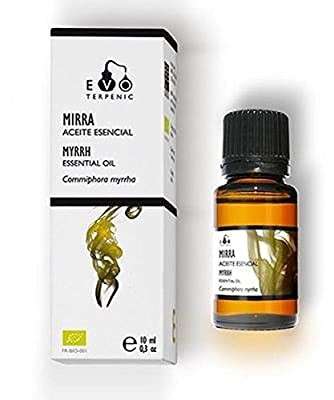 Terpenic Evo Mirra Aceite Esencial Alimentario 10 ml - 1 Unidad